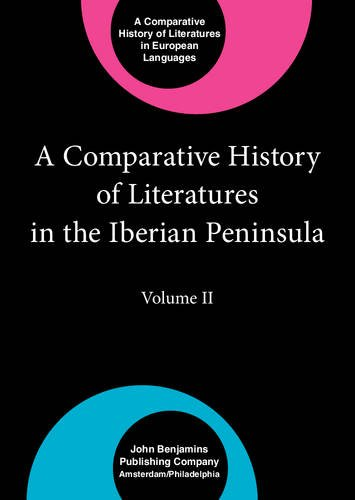 A Comparative History of Literatures in the: César Domínguez (editor),