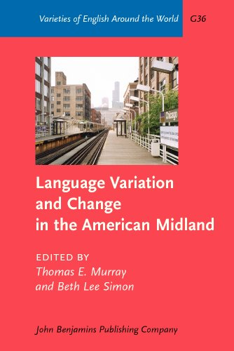 Language variation and change in the American midland : a new look at heartland English.