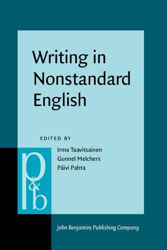 9789027250827: Writing in Nonstandard English (Pragmatics & Beyond New Series)