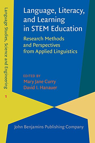 9789027257505: Language, Literacy, and Learning in STEM Education: Research Methods and Perspectives from Applied Linguistics (Language Studies, Science and Engineering)