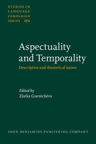 9789027259370: Aspectuality and Temporality: Descriptive and theoretical issues (Studies in Language Companion Series)