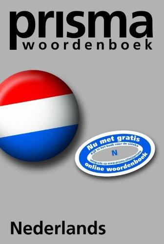 9789027418876: Prisma woordenboek Nederlands nieuwe spelling