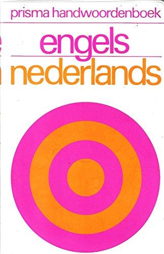 9789027435163: Engels Nederlands: Prisma Handwoordenboek