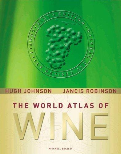 9789027441621: THE WORLD ATLAS OF WINE (ENG.ED/4E