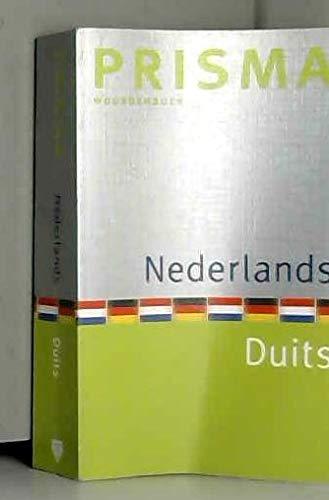 9789027471925: Prisma woordenboek Nederlands-Duits