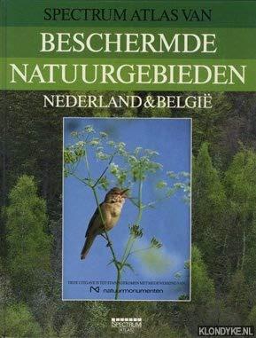 Spectrum atlas van beschermde natuurgebieden: Nederland en: Kam, Jan van