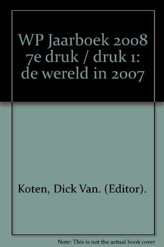 SPECTRUM OF THE NETHERLANDS.: Koten, Dick Van.