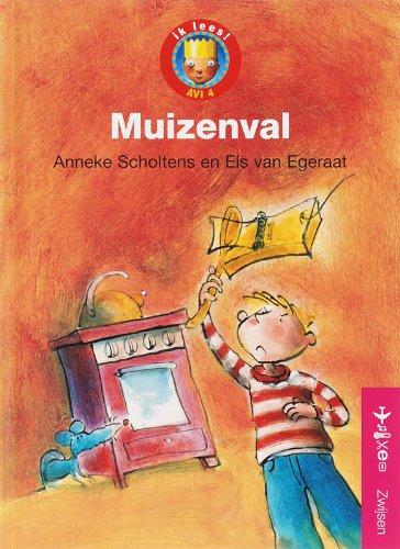 Muizenval (Ik lees!) - Scholtens, Anneke