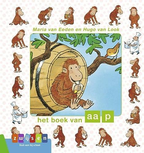 Kleuters samenleesboek - Het boek van aap: Maria van Eeden