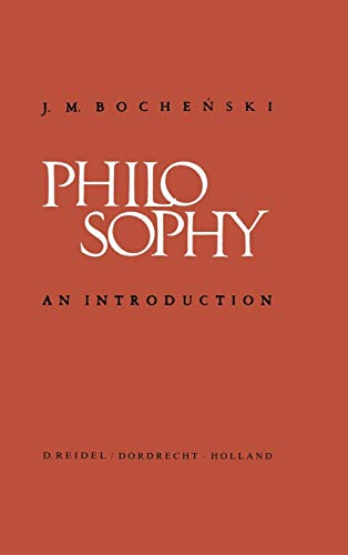 9789027700056: Philosophy: An Introduction
