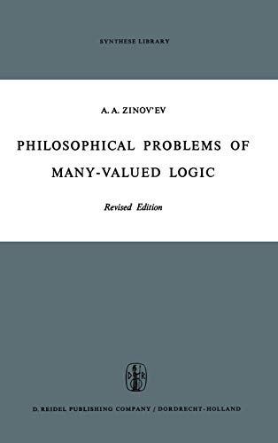 9789027700919: Philosophical Problems of Many-Valued Logic (Synthese Library)