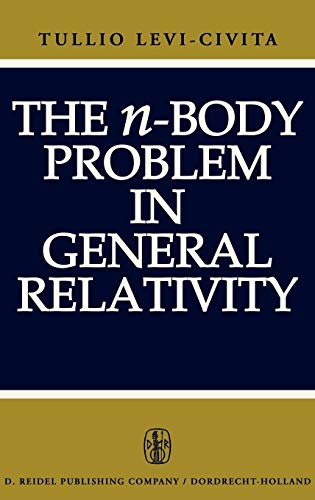9789027701060: The n-Body Problem in General Relativity