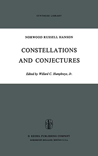 9789027701923: Constellations and Conjectures (Synthese Library)
