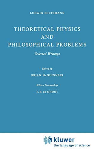 9789027702494: Theoretical Physics and Philosophical Problems: Selected Writings (Vienna Circle Collection)