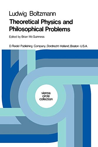 9789027702500: Theoretical Physics and Philosophical Problems: Selected Writings (Vienna Circle Collection) (Volume 5)