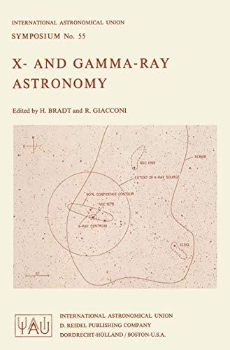 9789027703033: X- and Gamma-Ray Astronomy (International Astronomical Union Symposia)