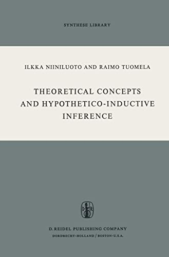 9789027703439: Theoretical Concepts and Hypothetico-Inductive Inference (Synthese Library)