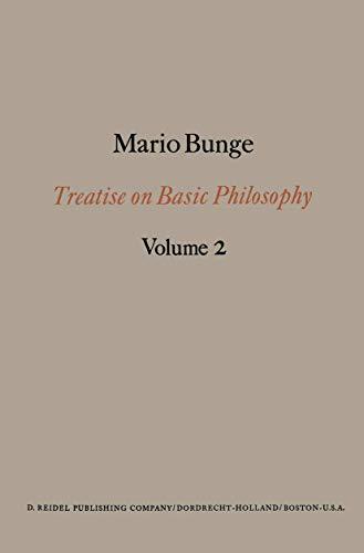 Treatise on Basic Philosophy Volume 2 Semantics II Interpretation and Truth - Bunge, Mario