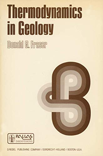 Thermodynamics in Geology: Proceedings of the NATO Advanced Study Institute Held in Oxford, England...