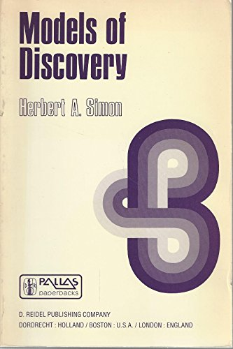 9789027708588: Models of discovery: And other topics in the methods of science (Boston studies in the philosophy of science)