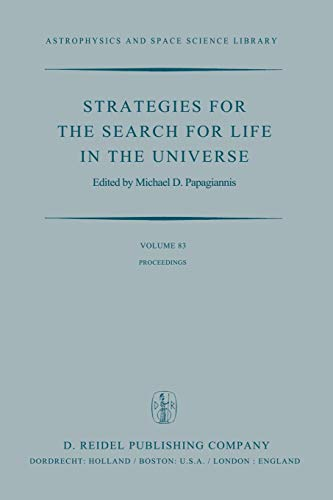 Strategies for the Search for Life in the Universe (Astrophysics and Space Science Library)