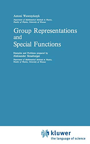 Group Representations and Special Functions: A. Wawrzynczyk