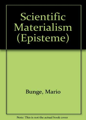 9789027713056: Scientific Materialism