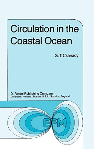 9789027714008: Circulation in the Coastal Ocean (Environmental Fluid Mechanics)