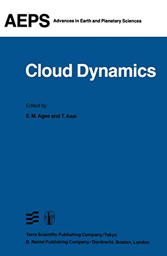 Cloud Dynamics:: Agee, E.M., And T. Asai, Editors,
