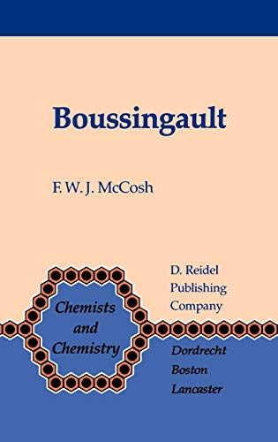 Boussingault: F. W. J Mccosh