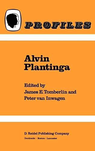 9789027717634: Alvin Plantinga (Profiles)