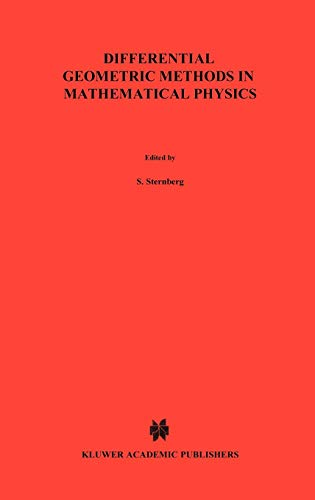 9789027717818: Differential Geometric Methods in Mathematical Physics (Mathematical Physics Studies 6)