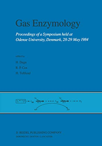 9789027719003: Gas Enzymology: Proceedings of a Symposium held at Odense University, Denmark, 28–29 May 1984