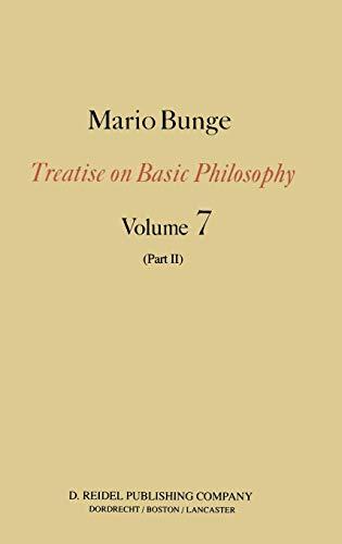 Treatise on Basic Philosophy - M. Bunge