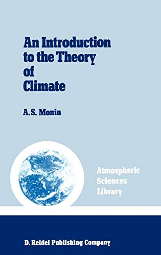 An Introduction to the Theory of Climate (Hardback) - Andrei Sergeevich Monin