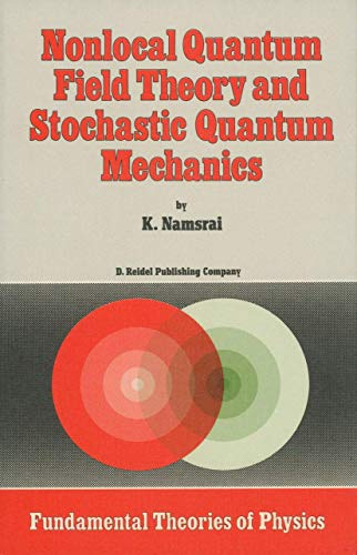 Nonlocal Quantum Field Theory and Stochastic Quantum: Namsrai, K.H.