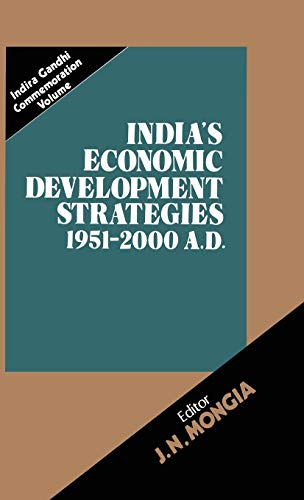 9789027722003: India's Economic Development Strategies 1951–2000 A.D.