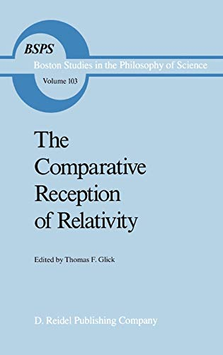 9789027724984: The Comparative Reception of Relativity