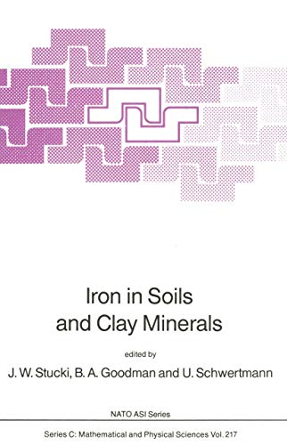 9789027726131: Iron in Soils and Clay Minerals (Nato Science Series C:)