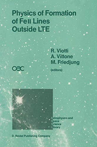 PHYSICS OF FORMATION OF FELL LINES OUTSIDE: Viotti,R. & A.Vittone