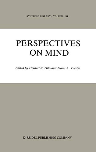 9789027726407: Perspectives on Mind (Synthese Library)