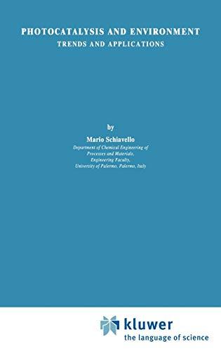 Photocatalysis and Environment - Mario Schiavello