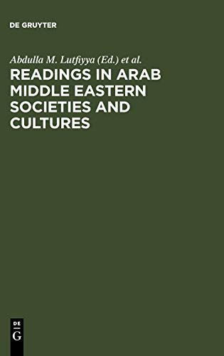 9789027910622: Readings in Arab Middle Eastern Societies and Cultures