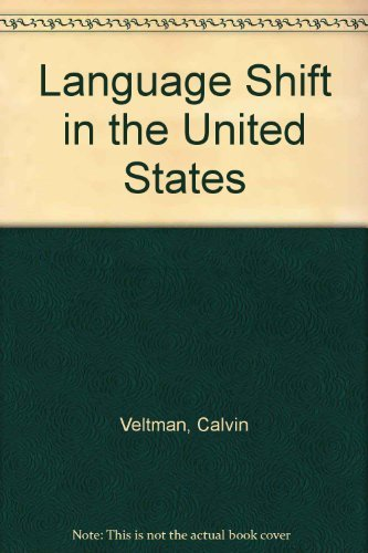 9789027932204: Language Shift in the United States