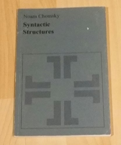 9789027933850: Syntactic Structures