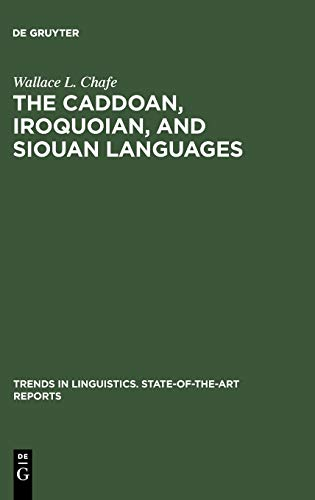 9789027934437: The Caddoan, Iroquoian, and Siouan Languages (Trends in Linguistics)