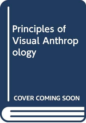 9789027975195: Principles of Visual Anthropology
