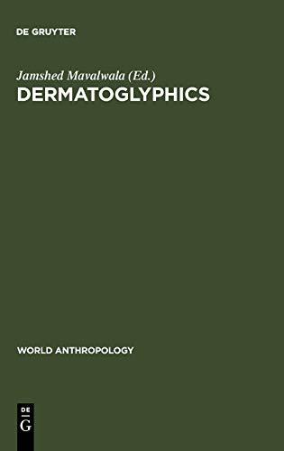 9789027975805: Dermatoglyphics : An International Perspective