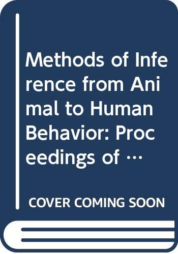 Methods of Inference from Animal to Human
