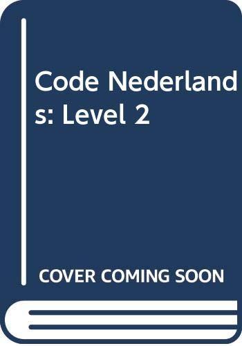 9789028063532: Code Nederlands: Level 2 (Dutch Edition)